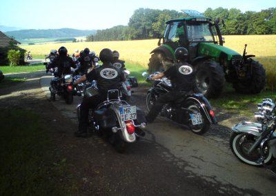 Erlebnisbauernhof-Region-Motoradausflug